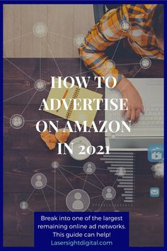 Here is our guide on how to Advertise on Amazon in 2021. Amazon Advertising, amazon selling, fba amazon, amazon selling fba #amazonsellingfba #fbaamazonseller #amazonselling Amazon Fba, Sell On Amazon, Amazon Advertising, Amazon Seller, Ads