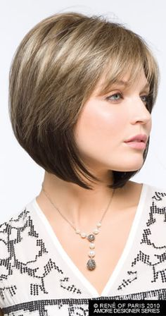 The Codi synthetic wig from the Amore designer collection is styled into a bob, for a sleek sophistocated look. As a synthetic wig the Charli wig does not loost it's shape over time, and so its volumous appearance is easy to maintain.    The monofilament base of the wig means that the hair appears to grow directly from the scalp, because each hair has been attached to the base individually. The Codi wig's monofilament base is a double monofilament wig base, so the parting of the w...