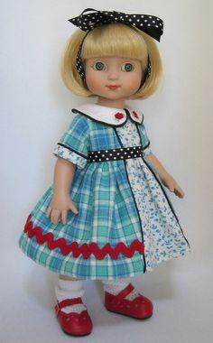 Monday Morning Dress Pattern for Ann Estelle