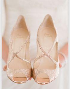 Chaussures blush