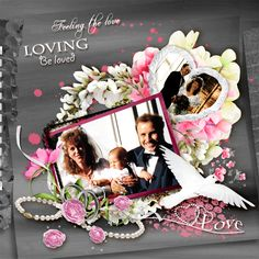 "My Layout for the January 2017 Potpourri Challenge http://www.pixelsandartdesign.com/store/index.php?main_page=product_info&cPath=128_316&products_id=3100 I used the Kit ""DREAMY WEDDING"" http://www.pixelsandartdesign.com/forum/forum/challenges/variety/5823-january-2017-potpourri by Vanessa Creations Photos by me"