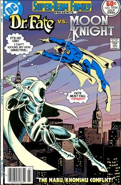 With Moon Knight listed among the potential characters that could be featured on Netflix, I wonder how his signature look will be realized...