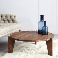 Jeyo Round Coffee Table - Side Tables & Coffee Tables - Furniture