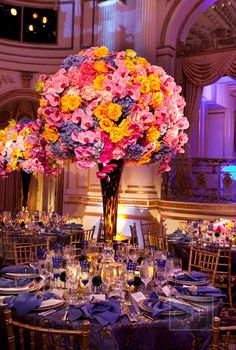 25 Stunning Wedding Centerpieces - Part 8 - Belle the Magazine . The Wedding Blog For The Sophisticated Bride