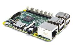 Raspberry PI 2 Model B Mainboard Sockel (A 900MHz, Quad-core, ARM Cortex-A7 CPU, 4x USB, Full HDMI)