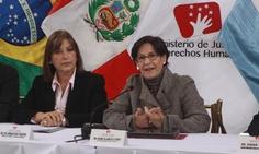 Alcaldesa de Lima participó en conversatorio Internacional de Política Criminal y Derechos Humanos: La autoridad edil destacó la importancia del evento porque permitirá el intercambio de experiencias de diferentes países de la región sobre cómo enfrentar los temas de política penal y criminal.
