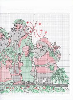 Santa Group 3
