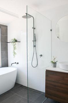 Bathroom Renovations Perth, Linear Drain, Bathroom Drain, Bathroom Trends, Family Bathroom, Wet Rooms, Amazing Bathrooms, Shower