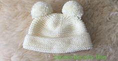Vas a tejer siempre del derecho. ( punto bobo,musgo o santa clara). He utilizado agujas de 4mm y lana de bebé ( 50gr = 125mt), unos...
