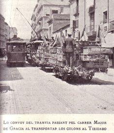 rails i ferradures: diciembre 2012 Barcelona, Street View, Travel, Google, Vintage, Antique Photos, Transportation, Legends, Street