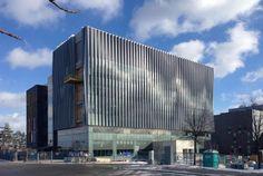UTSC Environmental Science & Chemistry, Diamond Schmitt Architects, EllisDon