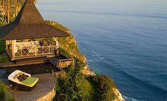 Khayangan Villa in Uluwatu, Bali Karmatrendz Bali is one of Indonesia's island's. Bali's provincial capital is known. Bali Resort, Resort Villa, Bulgari Hotel Bali, Bvlgari Hotel, Most Romantic Places, Romantic Vacations, Beautiful Places, Amazing Places, Heavenly Places