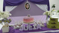 Festa Princesa Sofia/Julia