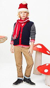 Kate Spade Jack Spade -- finally cute boys clothes! Leave it to Kate Spade!