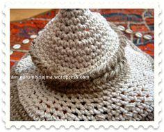 cesto cuerda algodon con tapa Crochet Hats, Basket, Jute, Twine, Knitting Hats