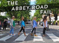 The Abbey Road Fail