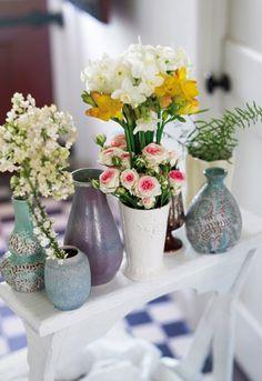 Tipps und Ideen für frische Blumendeko