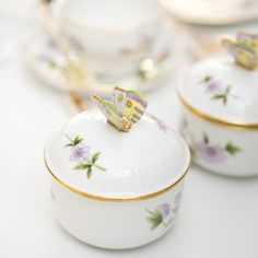 Guests at the Herend Afternoon Tea at Four Seasons Budapest are soothed by the breathtaking design of the world famous Herend porcelain.