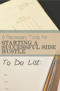 If you are looking to get out of debt or earn a little extra cash starting a side hustle can help. But are you equipped with the tools to succeed?