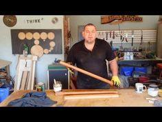 Top Secret Outdoor Wood Finish Revealed. 30% Helmsman Urethane 70% Teak Oil - Full instructions found here on YouTube