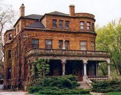 The Gilded Age Era - Oscar Meyer Mansion