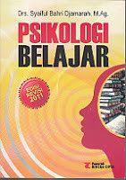PSIKOLOGI BELAJAR, Syaiful Bahri Djamarah Entertaining, Education, Books, Arya, Muhammad, Drink, Libros, Beverage, Book