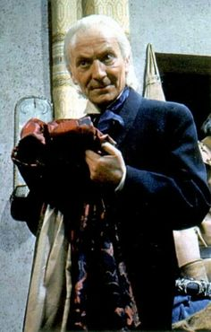 The original! Mr Hartnell in colour.
