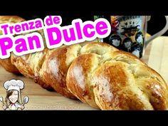 Trenza de pan dulce casero receta para una masa de pan for Cocinas johnson uruguay