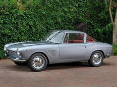 1963  1600S OSCA Fissore Coupé