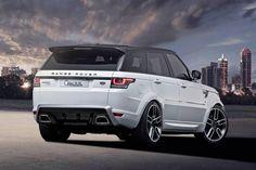 Comparison - Ford Edge Sport 2016 - vs - Land Rover Range Rover ...