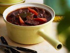 Burgundinpata on ranskalaisen keittiön klassikko. Pudding, Beef, Cooking, Desserts, Food, Merry, Cakes, Drinks, Meat
