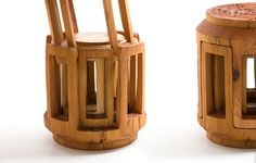 Bamboo Furniture by Taiwanese Studio Scope Design
