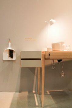 Menu Schreibtisch auf der IMM 2015 www.austattungundso.de