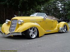 1934 model of an Auburn Speedster http://www.stevemillerpncinsuranceagency.com/