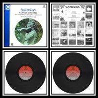 Vinil Famous Waltzes, Johann Strauss. (1983)
