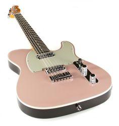Pink Telecaster