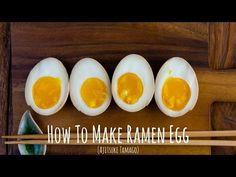 Ramen Egg 味付け玉子 • Just One Cookbook
