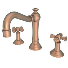 View The Newport Brass 2480 Priya Bathroom Faucet
