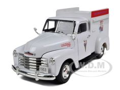 1953 Chevrolet 3100 Ice Cream Truck 1/32 Diecast Model Car by Signature Models