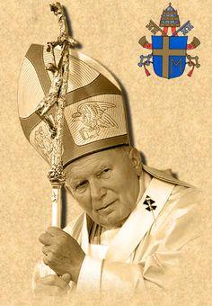 Ioannes Paulus PP.II 16.X.1978 - 2.IV.2005  =   Papa João Paulo II