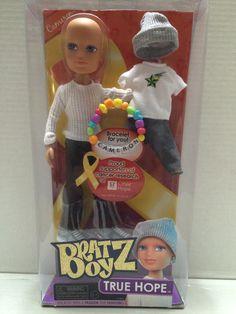 "(TAS012608) - Bratz Boyz True Hope ""Cameron"" Doll"