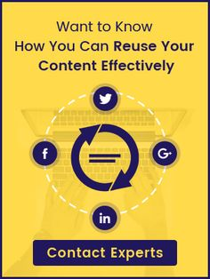 Learn about the importance of content re-purposing and different ways to do it on social media to increase the reach of your content.