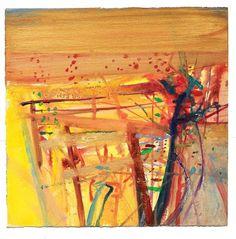 Maubec Gold Vineyard,  Barbara Rae