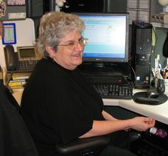 Suzette Davidson- Reference Librarian