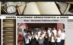 Gimnazjum Publiczne w Oksie również dołącza do szkół eksperckich.