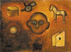 C. Carrà - Ricordi Infantili (1916)