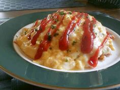 ◆簡単♡洋食屋さんのふわとろオムライス◆の画像