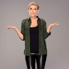 Renee Young is The Queen of Styles and Fashion in Wwe, She is True One Amazing Caring Person & This is why I'm Respect Renee Young.