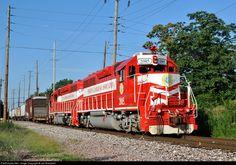 RailPictures.Net Photo: TRRA 2005 Terminal Railroad Association of St. Louis EMD GP40 at East St Louis, Illinois by Joe Blackwell