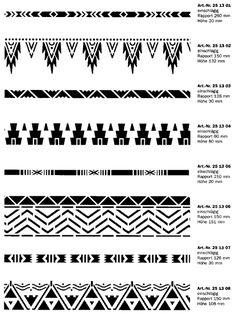 Ethno-Eso-Aztec-Pattern